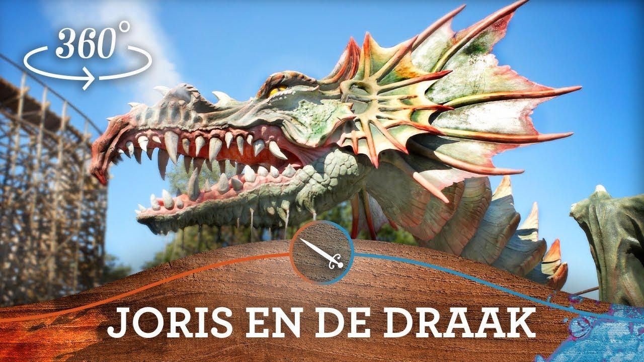 Joris en de Draak in 360 – Efteling Onride