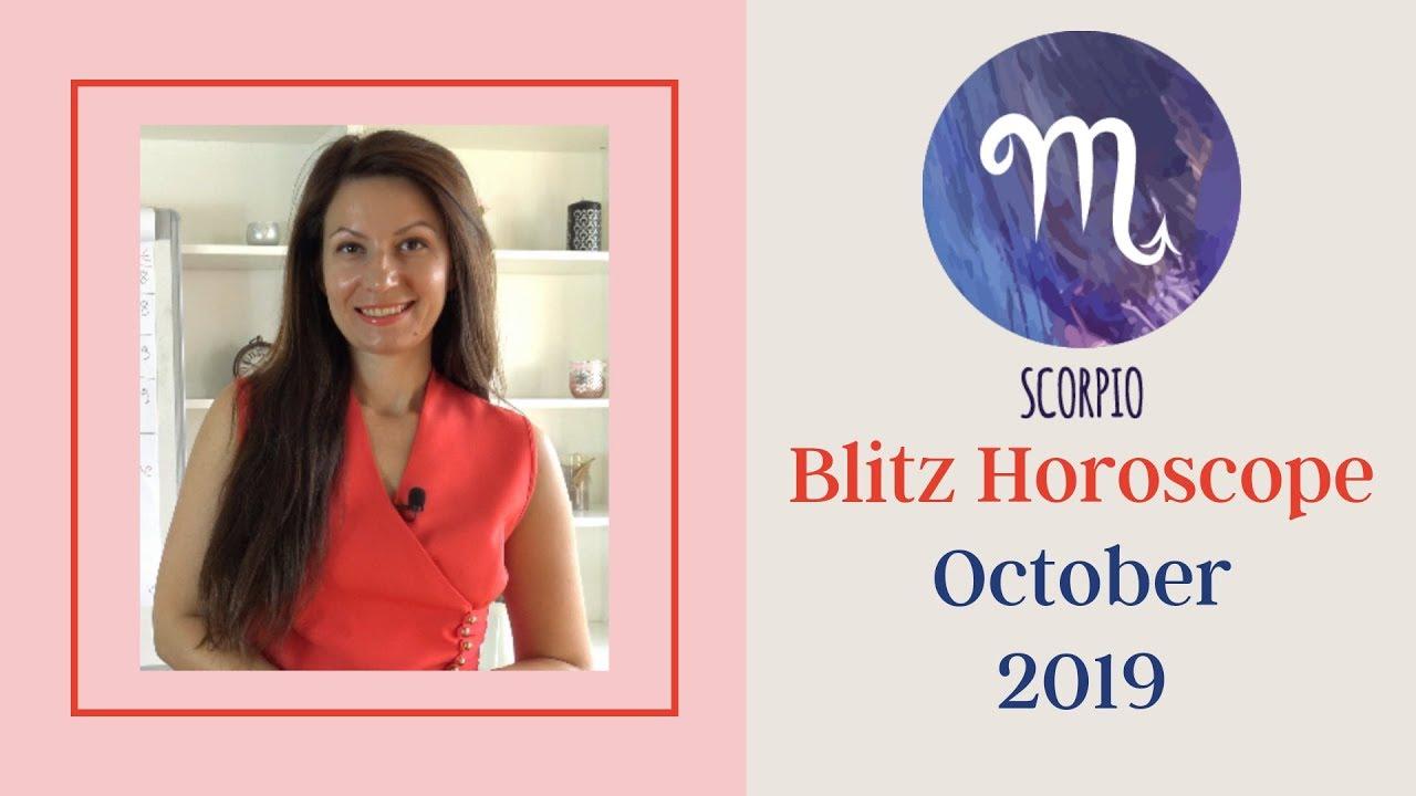 2019 scorpio horoscope october 16