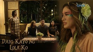 Daig Kayo Ng Lola Ko: Diwata grants Ella and Emma's request