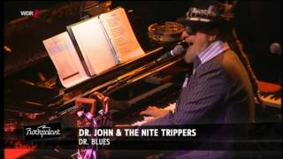 "Doctor John & The Nite Trippers  "" Dr Blues & Do You call That a Buddy"