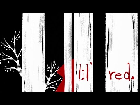 """Lil Red"" by Cale Atkinson 