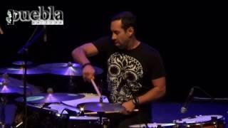 Antonio Sánchez & Migration-New York Jazz All Stars en Puebla
