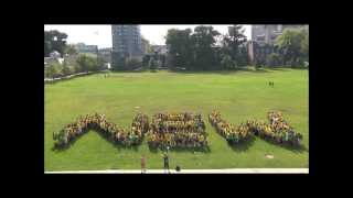 Frosh 2013 teaser New College, University of Toronto