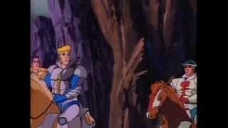 el rey arturo y los caballeros de la justicia 1x02 A Knight's Quest (SUB.CAS.)