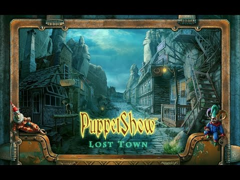 Puppet Show: Lost Town [Official Trailer]