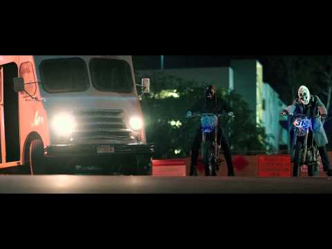 The Purge: Anarchy    'The Hunt' Universal Pictures HD