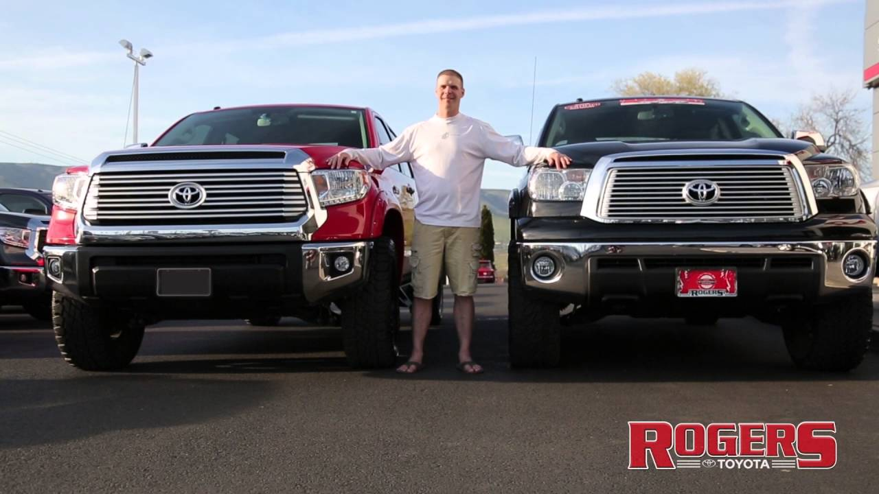Rogers Toyota Lewiston >> Rogers Toyota Craig Tundra Testimonial