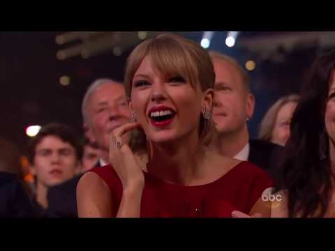 Taylor Swift Sweeps The Music Awards 2013