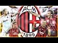 AC Milan 🔴⚫️ Golden Era aus der Zeit mit Kaka, Pirlo & Shevchenko Best of Team FIFA20
