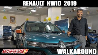 Renault Kwid 2019 | Hindi | Motoroctane