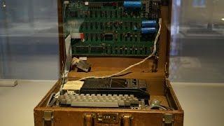 Retro Vintage: An Original Apple I Computer In A Briefcase