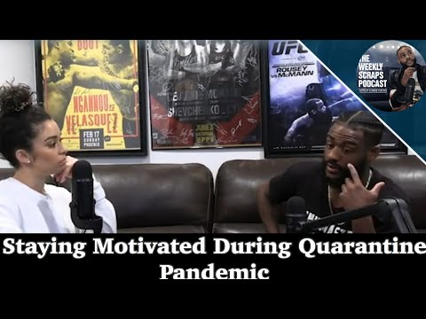 Motivation In Corona Virus Pandemic | How To Use Our Downtime Wisely