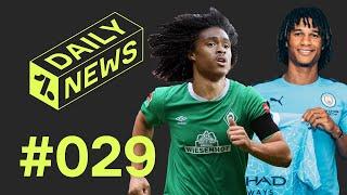 Transfer News: Chong statt Kruse zu Werder Bremen? Manchester City holt Aké! Kein Sancho-Transfer!