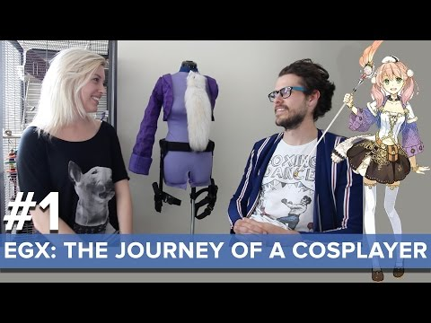 EGX: The journey of a cosplayer - Part one - Eurogamer
