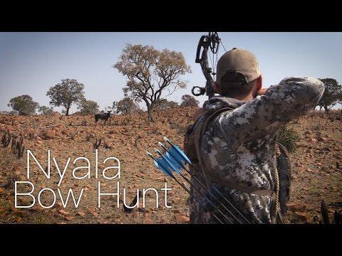 Bowhunting Nyala in South Africa