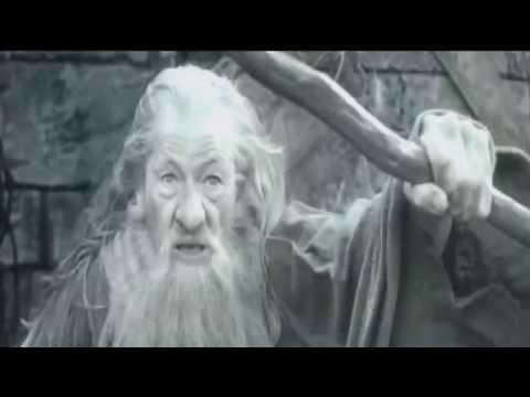 Gandalf vs Sauron HD - The Hobbit : The Desolation of Smaug (1080p)