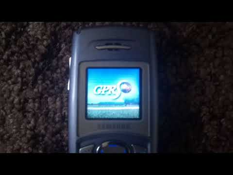Samsung SGH-C100 on/off Cheerfull