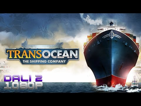 TransOcean - The Shipping Company PC Gameplay FullHD 1080p