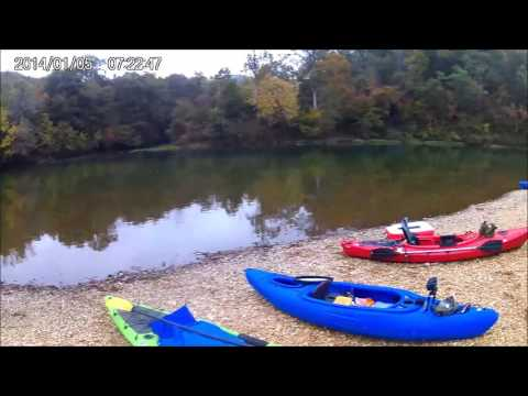 Current River Kayak Trip October 2016