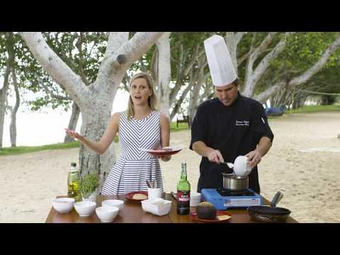 Sheraton New Caledonia Deva Spa & Golf Resort - Tropical Gourmet