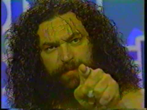 Bruiser Brody All Man