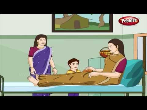 Hospital | Day to Day Conversations in Hindi | Daily Activities For Kids | Activities Lessons