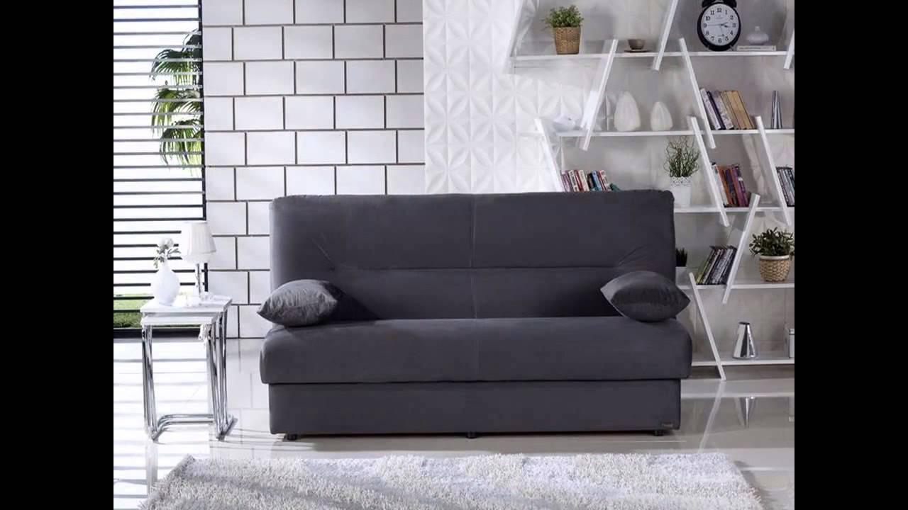 Small Sofa Beds For Small Rooms Youtube