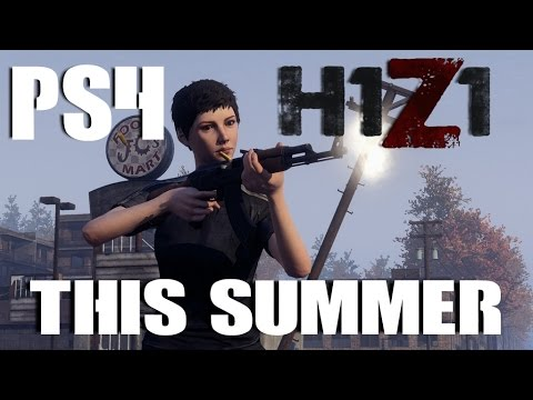 H1Z1 Ps4 Release Date?! - YouTube