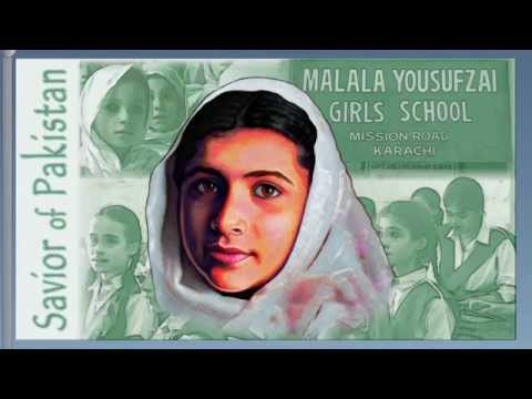 Malala Yousufzai, Savior of Pakistan