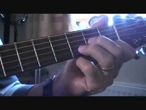 Golden Brown The Stranglers Cover Showing Chord Changes Youtube