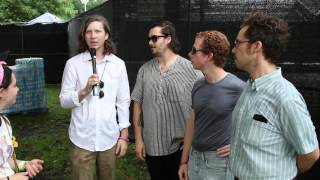 826Chi students interview Parquet Courts, Protomartyr, and more at Pitchfork Music Festival 2015