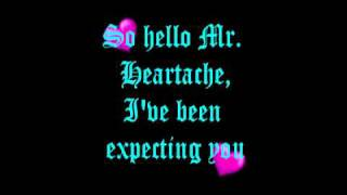 Dixie Chicks hello mr. heartache lyrics
