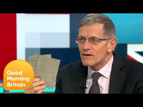 Simon Calder on What You Should Look Out for When Travelling After Brexit | Good Morning Britain