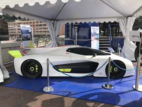 SIAM 2017, Salon International de l'Automobile de Monaco