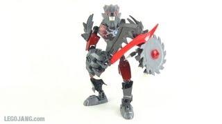 Lego Chima - Chi Worriz Review! Large Action Figure 70204