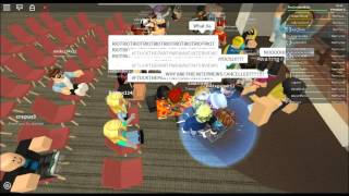 Roblox | Riot on Frappe Interview Center