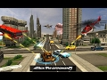 Futuristic Flying Car Battle (By Cloud Games Studio 3D) Android Gameplay HD