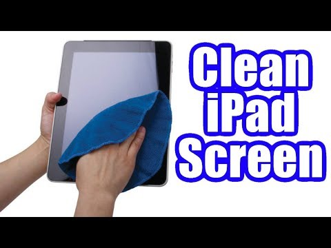 How to Clean iPad Screen | iPad Cleaning Cloth & Wipes Easy Steps