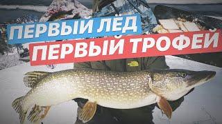 Зимняя рыбалка на жерлицы. Рыбалка первый лёд