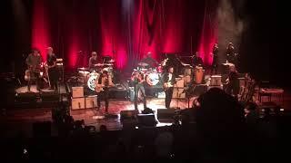 Dan Auerbach with Robert Finley and Patrick Carney Black Keys mini-reunion 2/25/18 (partial video)