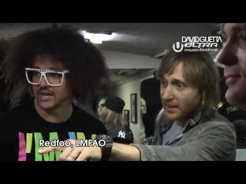 David Guetta - Ultra Music Festival - WMC 2010