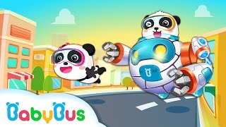 My Green Guard | Game Preview | Educational Games for kids | BabyBus