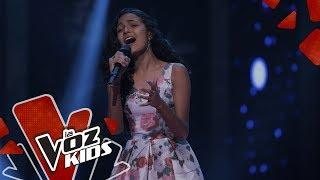 Hadith canta No Quererte – Audiciones a Ciegas | La Voz Kids Colombia 2019