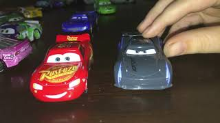Cars 3 Lightning McQueen Crash Recreation (1.1K SUB SPECIAL)