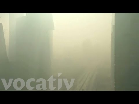 This Time-Lapse Of Smog In Beijing Will Terrify You