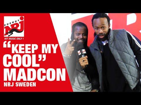 "[INTERVIEW] Madcon om att kunna ""Keep My Cool"" - NRJ SWEDEN"