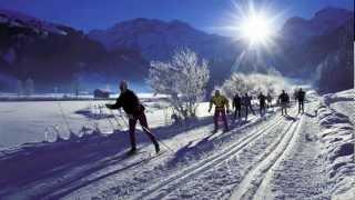 Cross Country Skiing in Switzerland