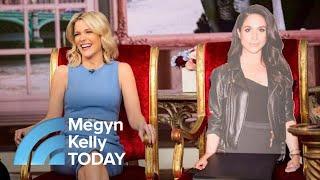 It's 'Megyn Versus Meghan' In A Royal Wedding Quiz Showdown | Megyn Kelly TODAY