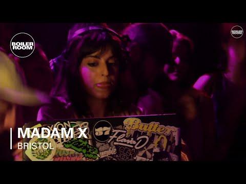 Madam X Boiler Room Bristol DJ Set