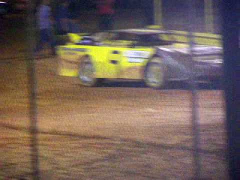 Modoc Speedway 10-30-09